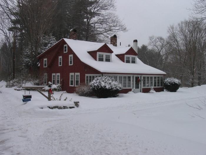 Dick Morley Residence
