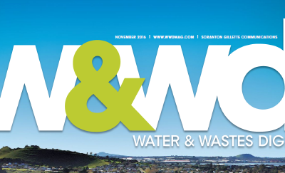 SCADAware's SCWRD Spring Creek Facility Project Featured in Water & Wastes Digest